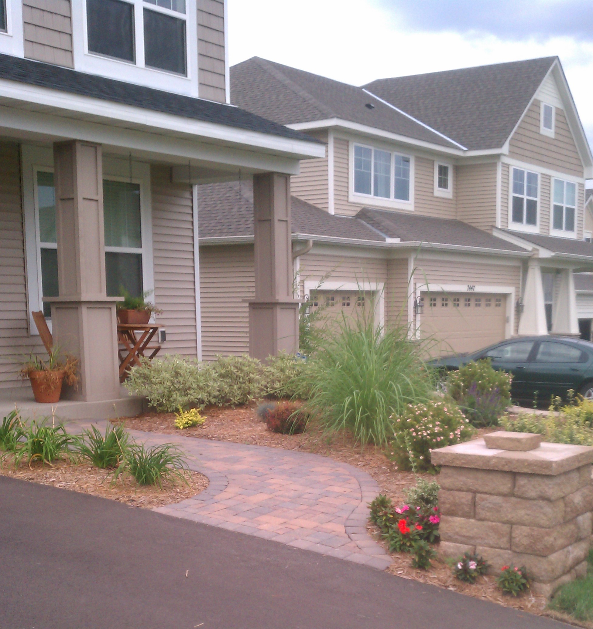What First Impression Does Your Front Door And Walkway: Walkways And Driveways